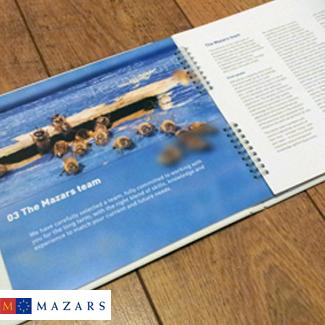 Mazars-proposal