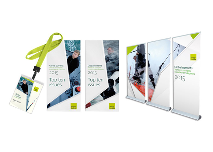 HOGAN LOVELLS | event material