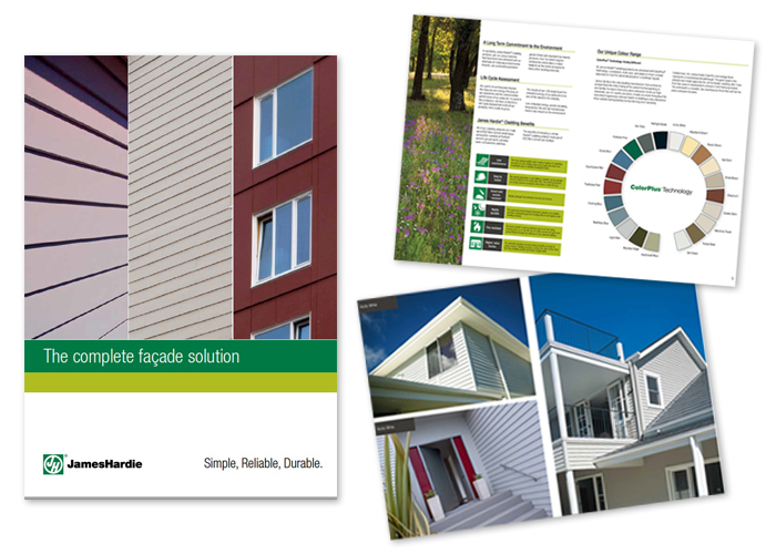 JAMES HARDIE | brochure